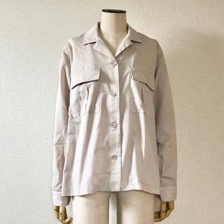 レプシィム(LEPSIM)のレプシィム 開襟シャツ(シャツ/ブラウス(半袖/袖なし))