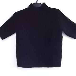 セオリー(theory)のセオリー 半袖セーター サイズS レディース(ニット/セーター)