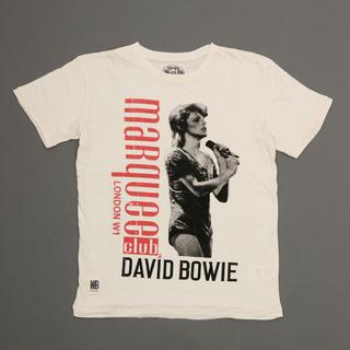 ウォーンバイ(Worn By)のDavid BowieTシャツ(Tシャツ/カットソー(半袖/袖なし))