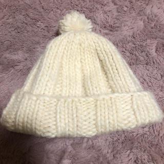オプティチュード(Optitude)のニット帽♡(ニット帽/ビーニー)