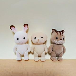 シルバニアファミリー  赤ちゃんセット 人形
