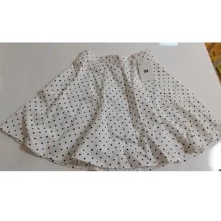 スライ(SLY)のSLY スライ 水玉スカート 新品未使用タグ付き(ミニスカート)