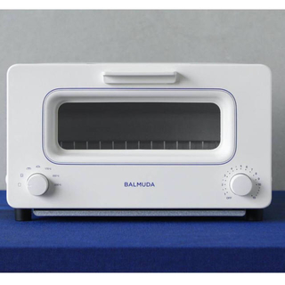 BALMUDA - バルミューダ BALMUDAトースター ホワイト×ブルー