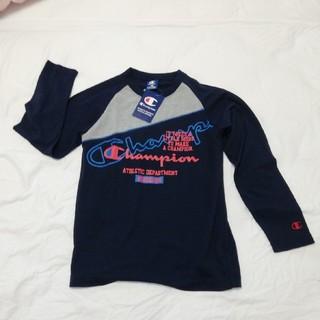 チャンピオン(Champion)のシュガー様 チャンピオン 新品ロングTシャツ 150(Tシャツ/カットソー)