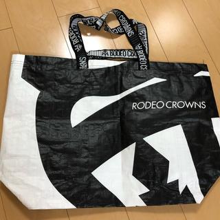 ロデオクラウンズワイドボウル(RODEO CROWNS WIDE BOWL)のロデオクラウンズ  ビッグ ショップ袋(ショップ袋)