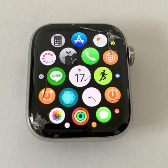 Apple Watch(アップルウォッチ)のApple Watch S4 Cellular スマホ/家電/カメラのスマホアクセサリー(その他)の商品写真