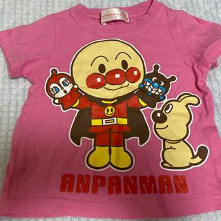 アンパンマン(アンパンマン)のアンパンマン girl Tシャツ ピンク(Tシャツ)