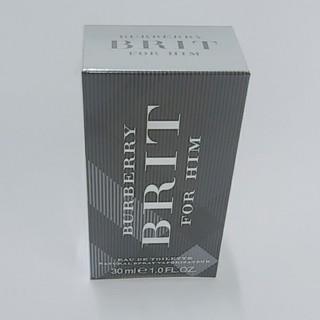 バーバリー(BURBERRY)の香水 バーバリー ブリッドフォーメン 30ml オードトワレ 新品(香水(男性用))