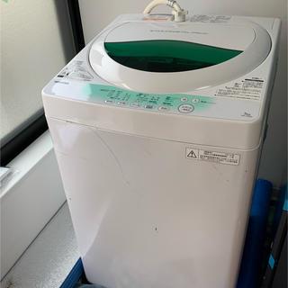 東芝 - 東芝 洗濯機 簡単乾燥機能付き【首都圏送料・設置無料】