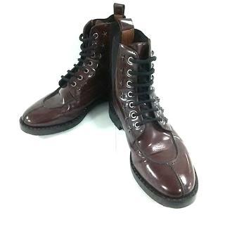 ジミーチュウ(JIMMY CHOO)のジミーチュウ ショートブーツ 41 メンズ(ブーツ)