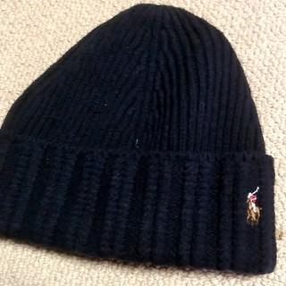ポロラルフローレン(POLO RALPH LAUREN)のポロ ラルフローレン polo RALPH LAUREN ニット帽 (ニット帽/ビーニー)