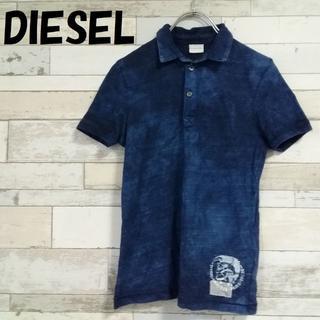 DIESEL - 【人気】DIESEL/ディーゼル 半袖ポロシャツ バックロゴ サイズ10 キッズ