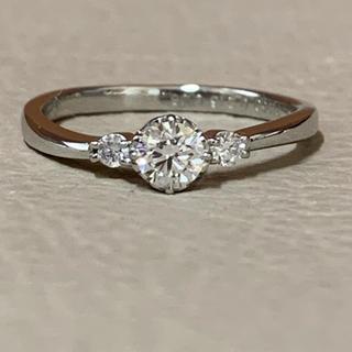 ザキッス(THE KISS)のPT950 ダイヤモンドリング(リング(指輪))