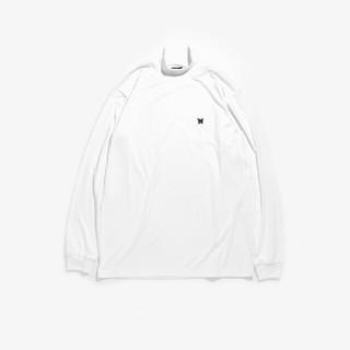 ニードルス(Needles)のneedles 長袖 Tシャツ(Tシャツ/カットソー(七分/長袖))