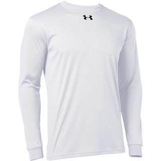 アンダーアーマー(UNDER ARMOUR)のアンダーアーマー ロングスリーブ長袖Tシャツ 1314087 White XXL(Tシャツ/カットソー(七分/長袖))
