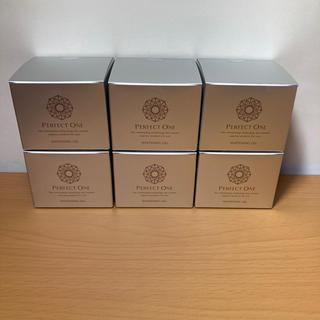 PERFECT ONE - パーフェクトワン 薬用ホワイトニングジェル 75g オールインワン美容液 6個