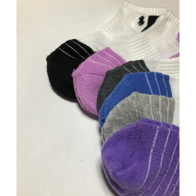 POLO RALPH LAUREN(ポロラルフローレン)のラルフローレン靴下 レディースのレッグウェア(ソックス)の商品写真