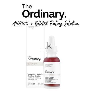 セフォラ(Sephora)のThe Ordinary ピーリング AHA+BHA Peeling(ゴマージュ/ピーリング)