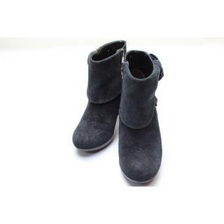 ニューバランス(New Balance)の○美品 aravon ニューバランス 本革ヌバックショートブーツ 22○B18(ブーツ)