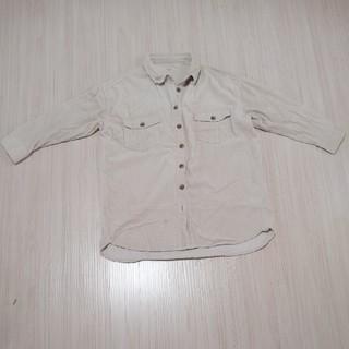 フリークスストア(FREAK'S STORE)のコーデュロイシャツ ビックサイズ(シャツ/ブラウス(長袖/七分))