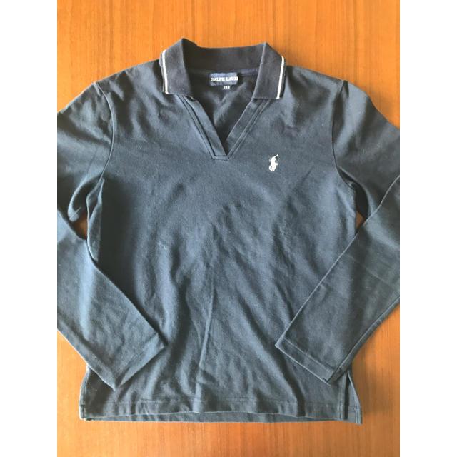 Ralph Lauren(ラルフローレン)の週末値下 大人気 RALPHLAUREN ラルフローレン ストレッチ長袖Tシャツ レディースのトップス(Tシャツ(長袖/七分))の商品写真