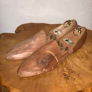 sleipnir スレイプニル シューツリー シューキーパー 42 シダー 木製