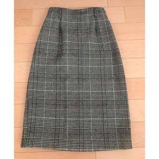 イング(INGNI)の⭐️INGNIグランチェックスカート新品⭐️即購入OK💖(ひざ丈スカート)