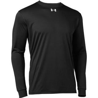 アンダーアーマー(UNDER ARMOUR)のアンダーアーマー ロングスリーブ長袖Tシャツ 1314087 Black 3XL(Tシャツ/カットソー(七分/長袖))