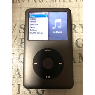 Apple - iPod classic 160GB ブラック A1238 No.2173