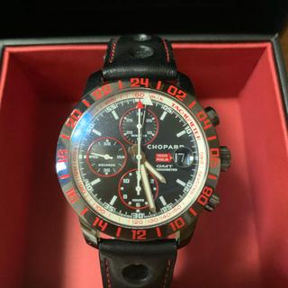 ショパール(Chopard)のCHOPARD ミッレミリア GMT 16/8992-3004 限定モデル(腕時計(アナログ))
