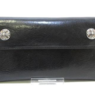 クロムハーツ(Chrome Hearts)のクロムハーツ 長財布 ウェーブウォレット(財布)