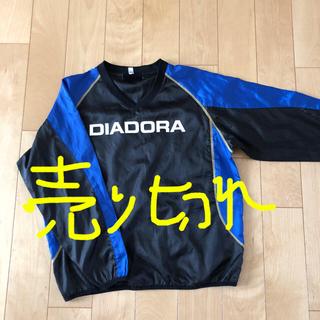 ディアドラ(DIADORA)のDIADORA ディアドラ ピステ 薄手 キッズ 男の子用 140㎝(Tシャツ/カットソー)