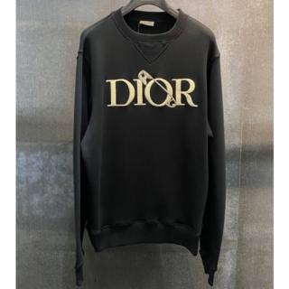 ディオール(Dior)の 20WINTER DIOR AND JUDY BLAME刺繍 スウェット M(スウェット)