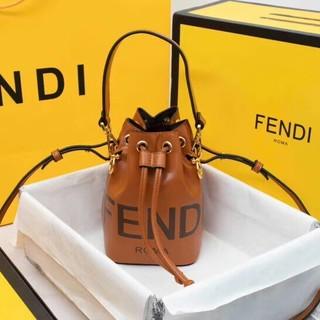 フェンディ(FENDI)のFENDI  フェンディ  ハンドバッグ  メッセンジャーバッグ(メッセンジャーバッグ)