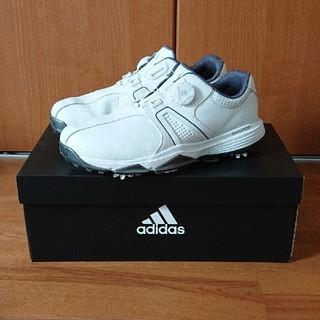 adidas - 美品adidas アディダス 360トラクション ボア ワイド  Q44727