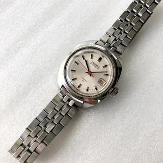 セイコー(SEIKO)のSEIKO 17石 レディース 自動巻/手巻き式腕時計 稼動(腕時計)