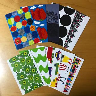 マリメッコ(marimekko)のマリメッコ ポストカード10枚(その他)
