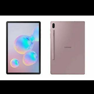 ギャラクシー(Galaxy)のSamsung Galaxy Tab S6(タブレット)