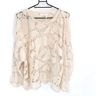 シーバイクロエ(SEE BY CHLOE)のシーバイクロエ 長袖セーター サイズXS -(ニット/セーター)