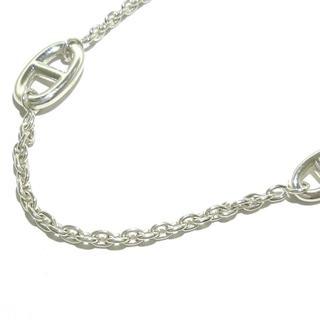 エルメス(Hermes)のエルメス ネックレス美品  シルバー(ネックレス)
