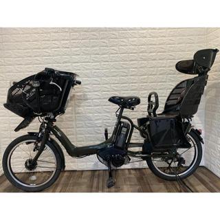 ヤマハ(ヤマハ)のYAMAHA PAS kiss カーキ 新基準新基準 電動アシスト自転車(自転車本体)
