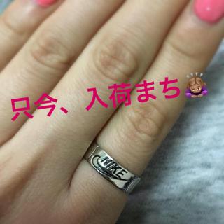 ナイキ(NIKE)のNIKE✔️ロゴring✨(リング(指輪))