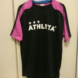ATHLETA - アスレタ Tシャツ サッカー フットサル プラクティスシャツ