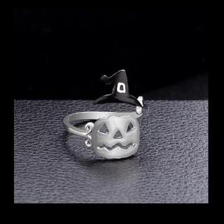 《新品》値下げ❗海外 フリー15号~ パンプキンの帽子 リング①(リング(指輪))