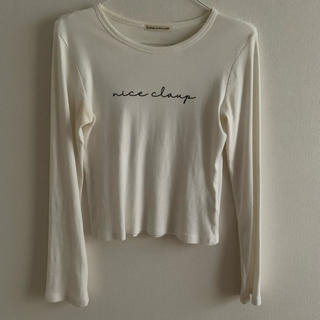 ワンアフターアナザーナイスクラップ(one after another NICE CLAUP)のTシャツ(Tシャツ(長袖/七分))