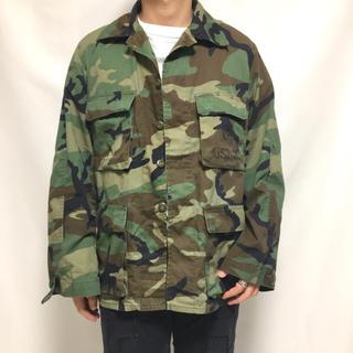 アメリヴィンテージ(Ameri VINTAGE)の迷彩 ミリタリージャケット カモフラブルゾン  USMC 90' ヴィンテージ(ミリタリージャケット)