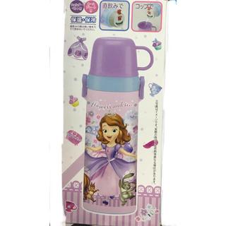 Disney - ちいさなプリンセスソフィア 水筒 600㎖ コップ付き保温・保冷