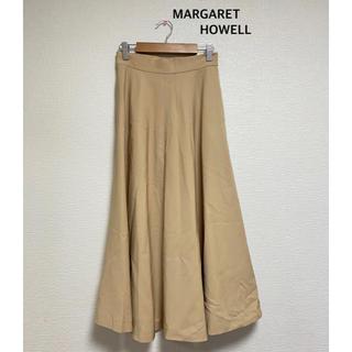 マーガレットハウエル(MARGARET HOWELL)の【Margaret Howell】Aライン ロング スカート(ロングスカート)