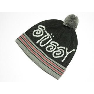 ステューシー(STUSSY)のSTUSSY(ステューシー)ビーニー★ニットキャップ 国内正規品(ニット帽/ビーニー)