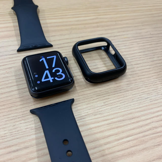アップルウォッチ(Apple Watch)のApple Watch series 3(腕時計(デジタル))